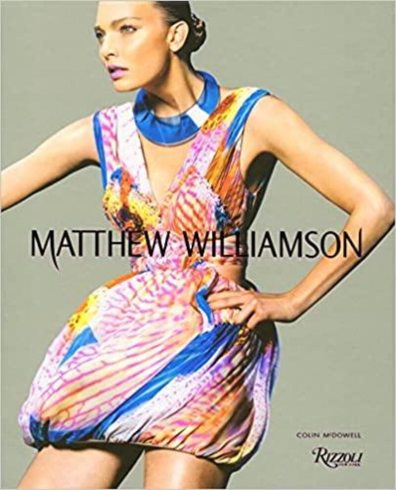 Book cover for 'Matthew Williamson'