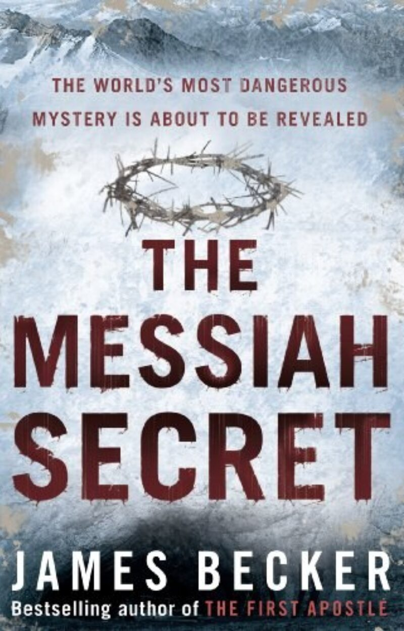 Book cover for 'The Messiah Secret'