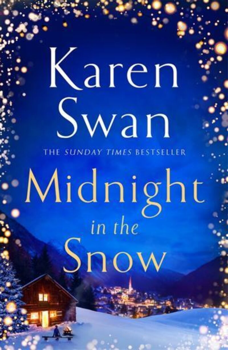 Book cover for 'Midnight in the Snow'