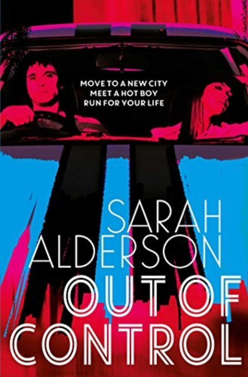 Book cover for 'Out of Control'