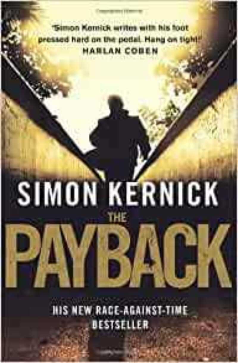 Book cover for 'The Payback'