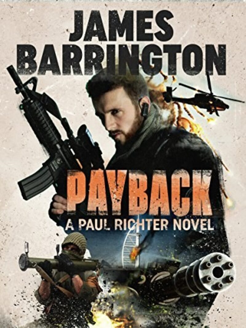 Book cover for 'Payback'