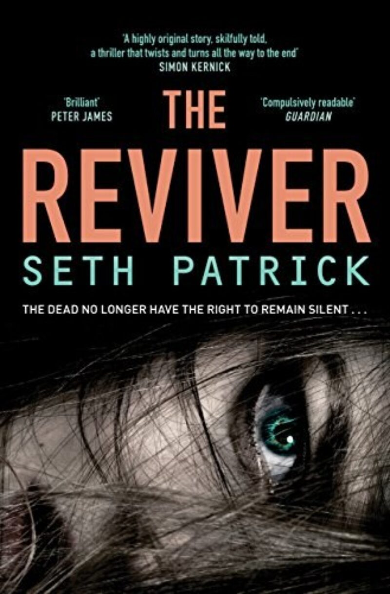Book cover for 'The Reviver'