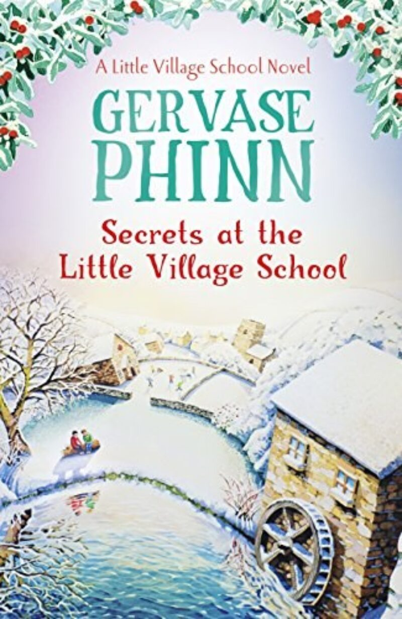 Book cover for 'Secrets at the Little Village School'