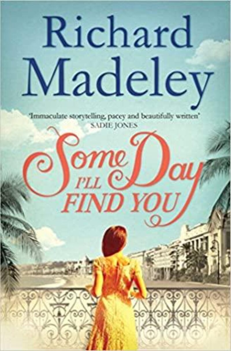 Book cover for 'Some Day I'll Find You'