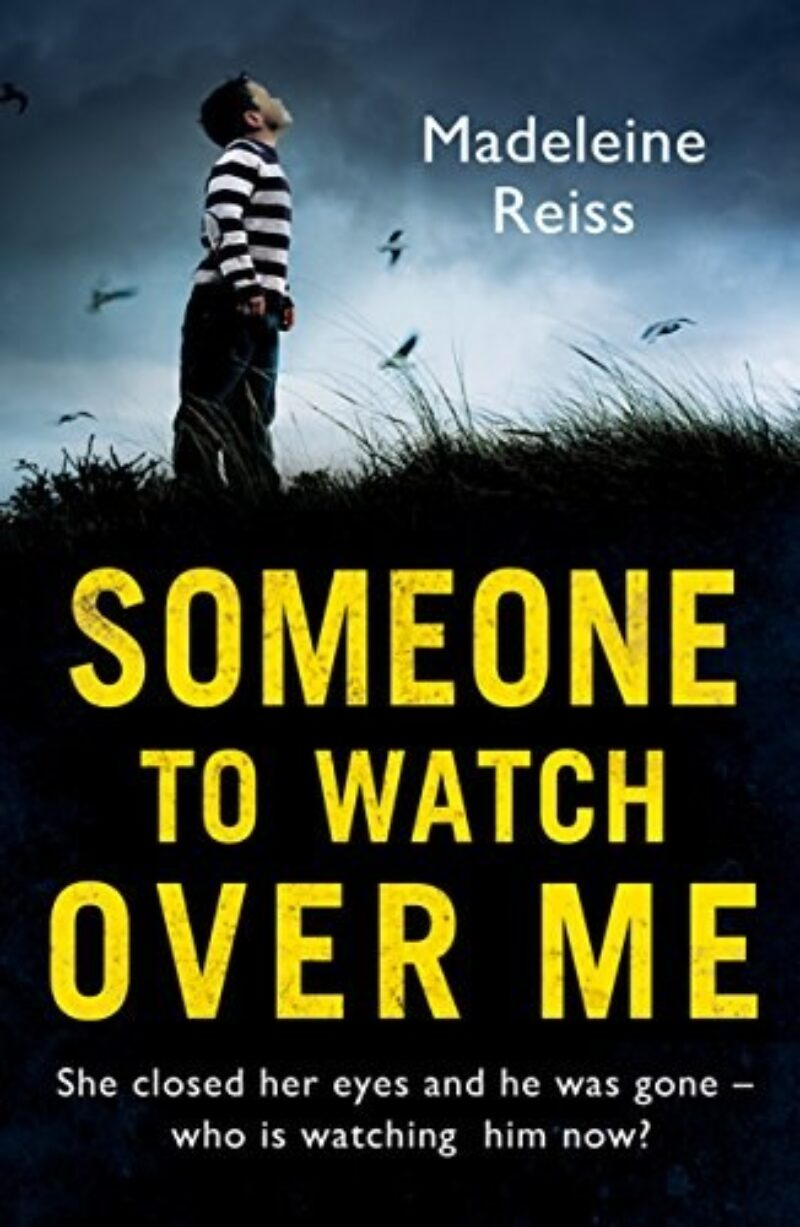 Book cover for 'Someone To Watch Over Me'
