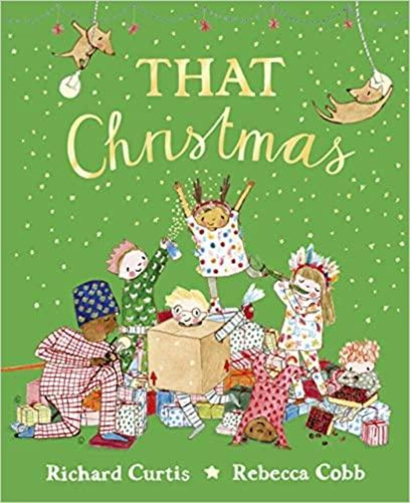 Book cover for 'That Christmas'