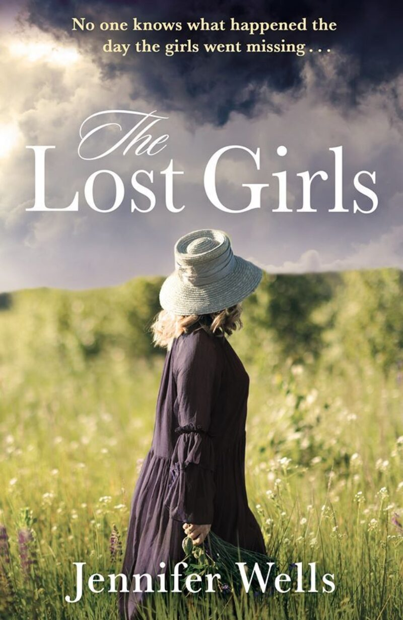 Book cover for 'The Lost Girls'