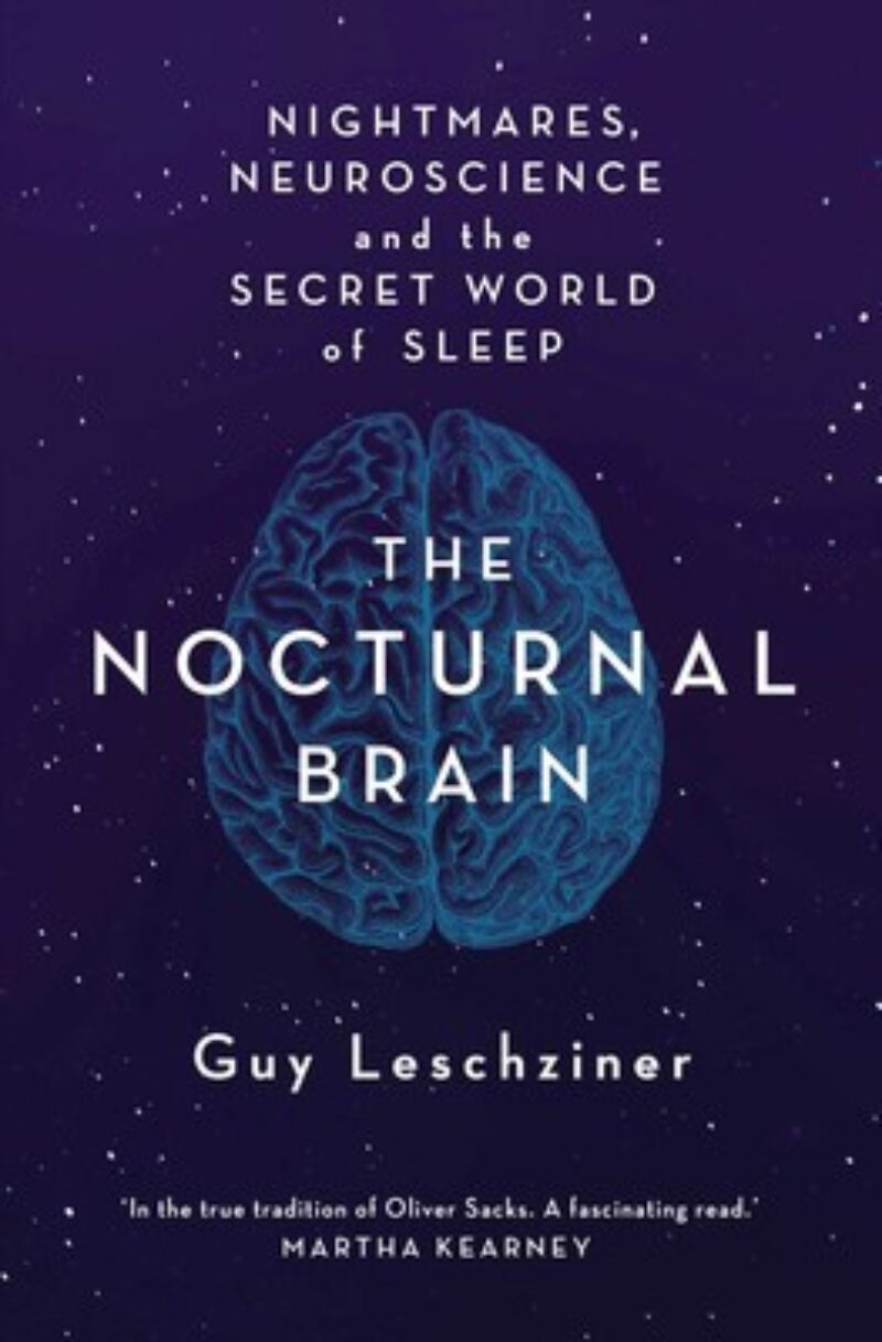 Book cover for 'The Nocturnal Brain'