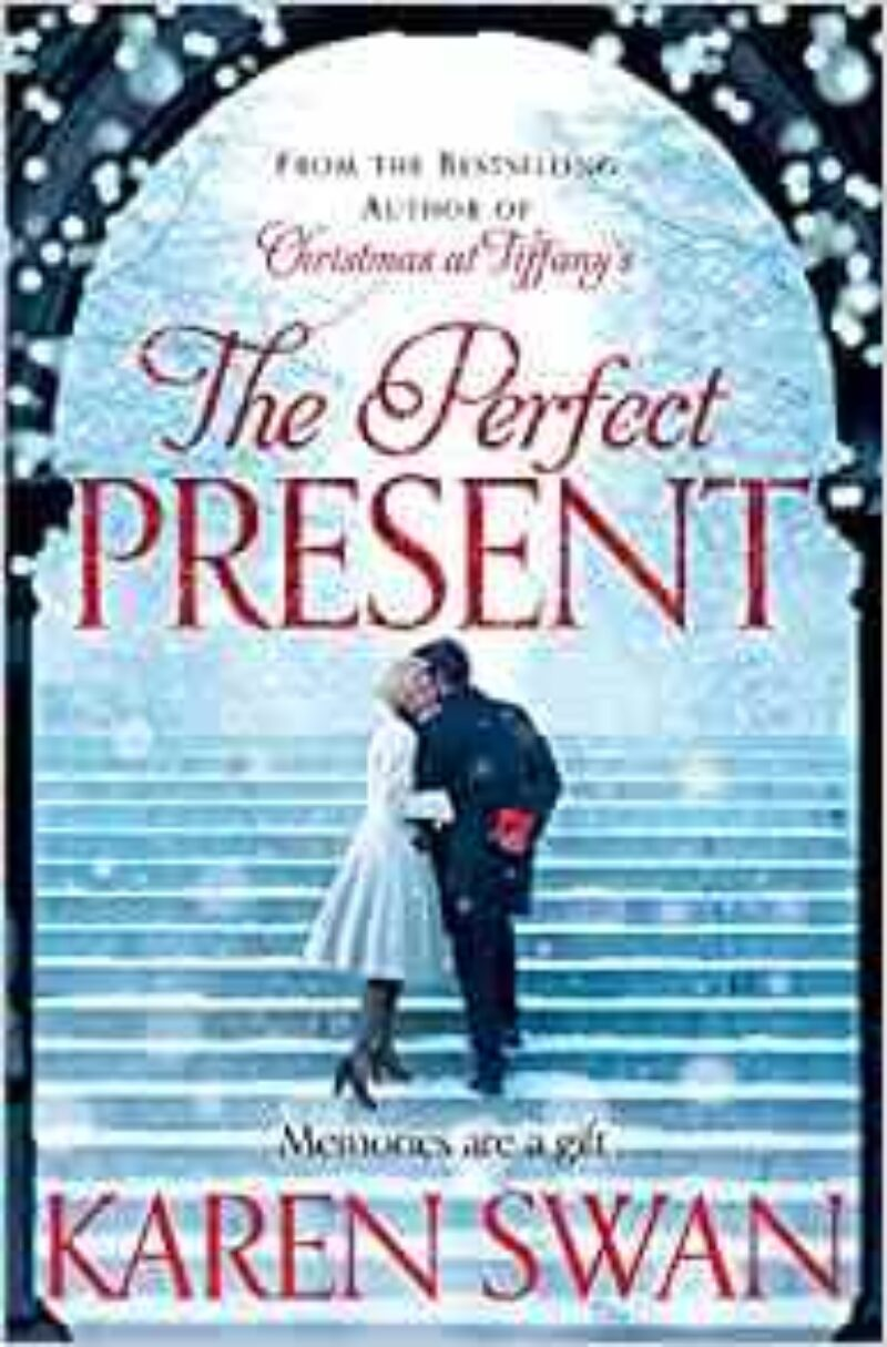 Book cover for 'The Perfect Present'