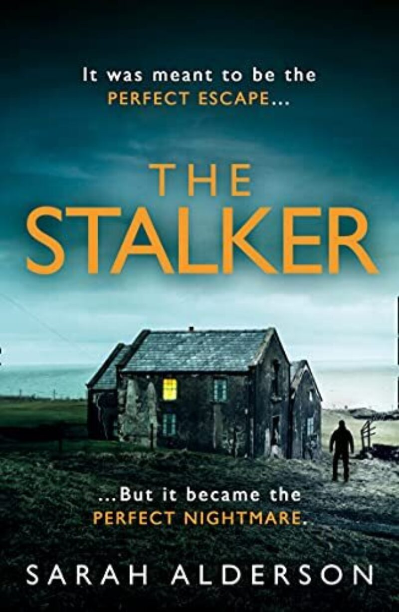 Book cover for 'The Stalker'