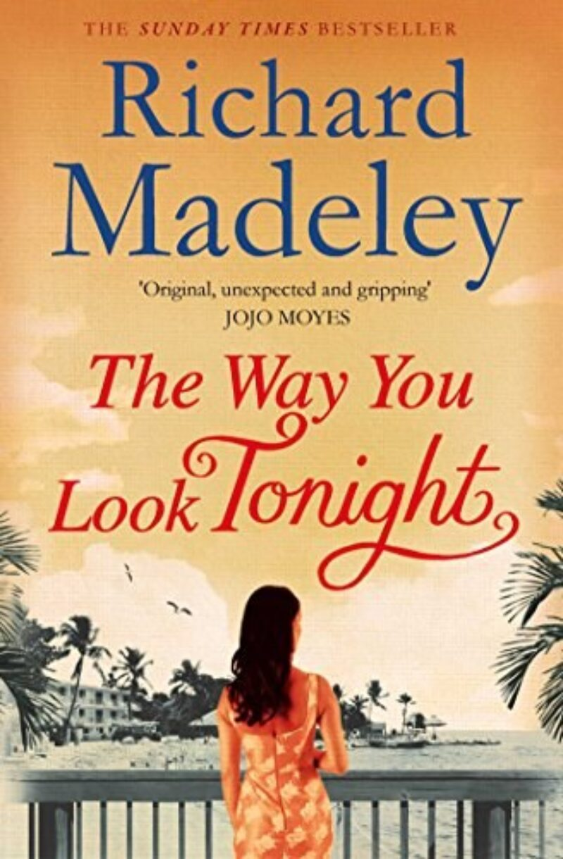 Book cover for 'The Way You Look Tonight'