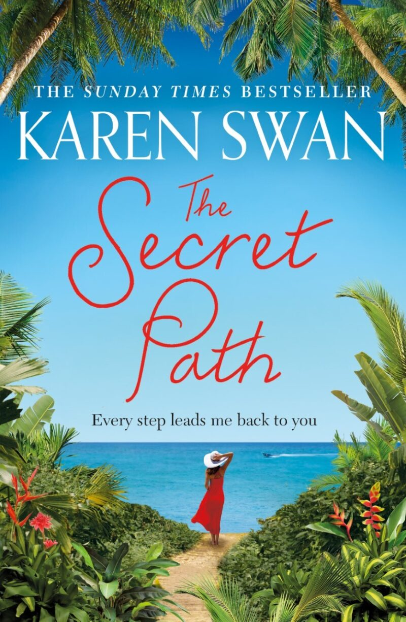 Book cover for 'The Secret Path'