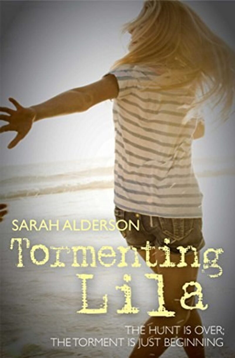 Book cover for 'Tormenting Lila'