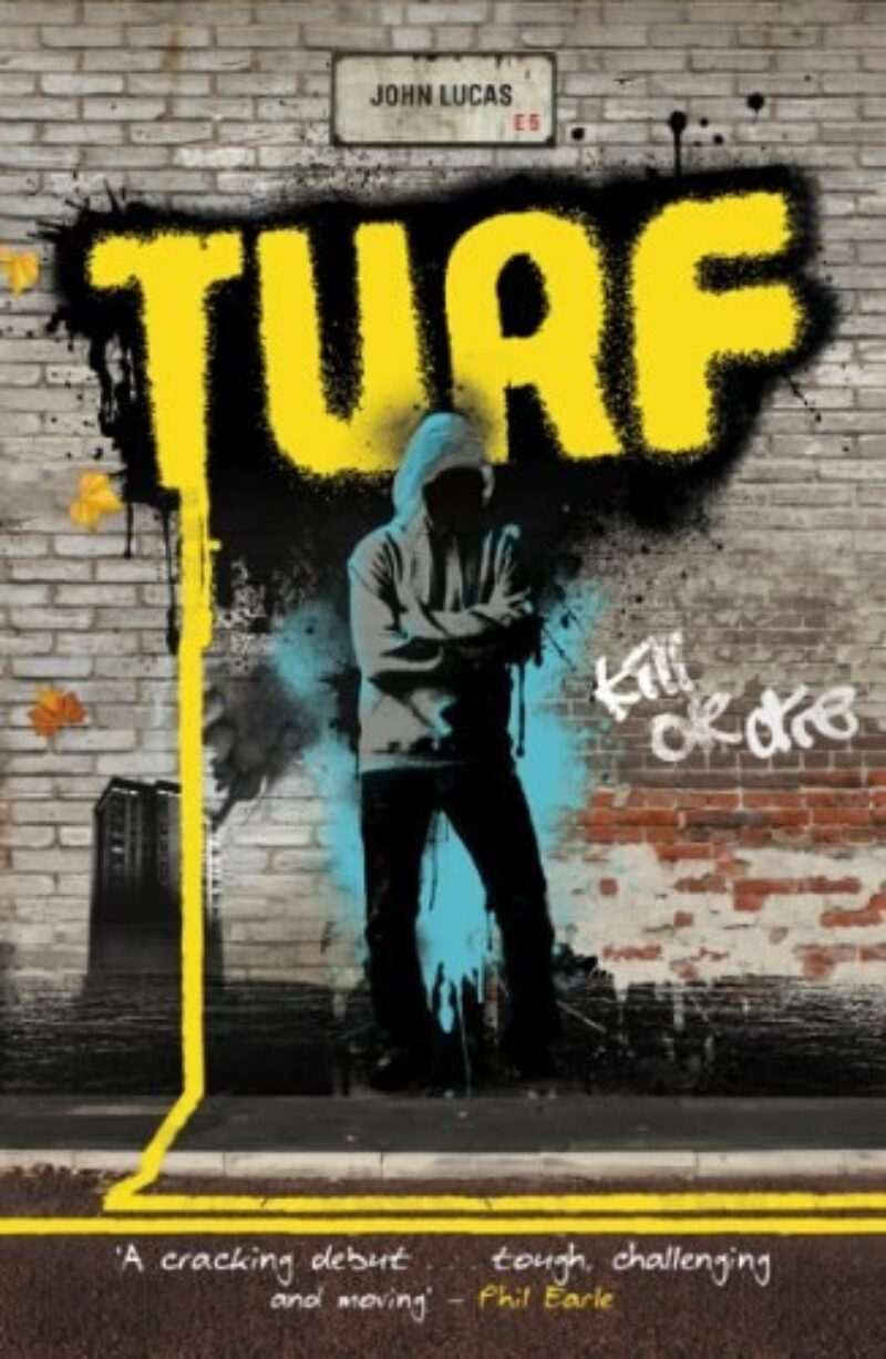 Book cover for 'Turf'