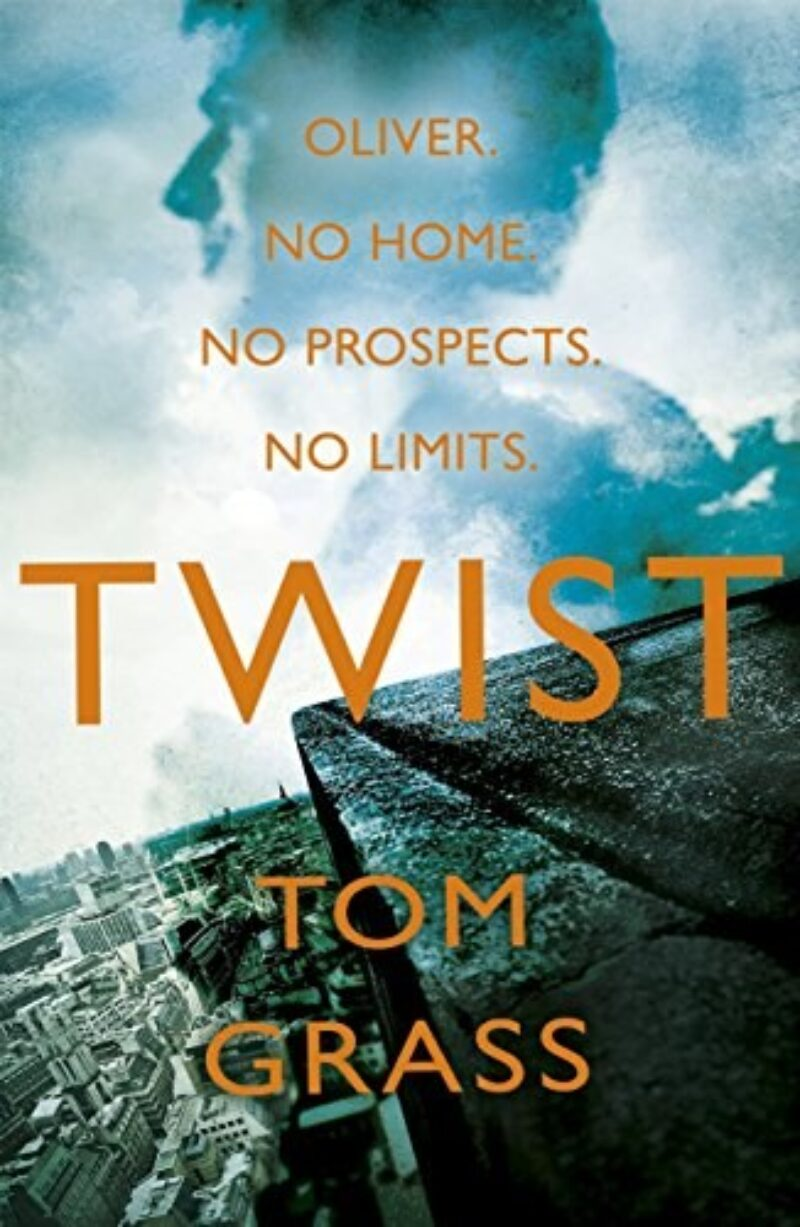 Book cover for 'Twist'