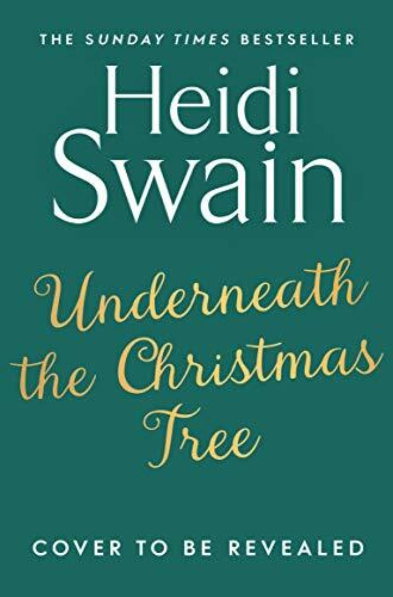 Book cover for 'Underneath the Christmas Tree'