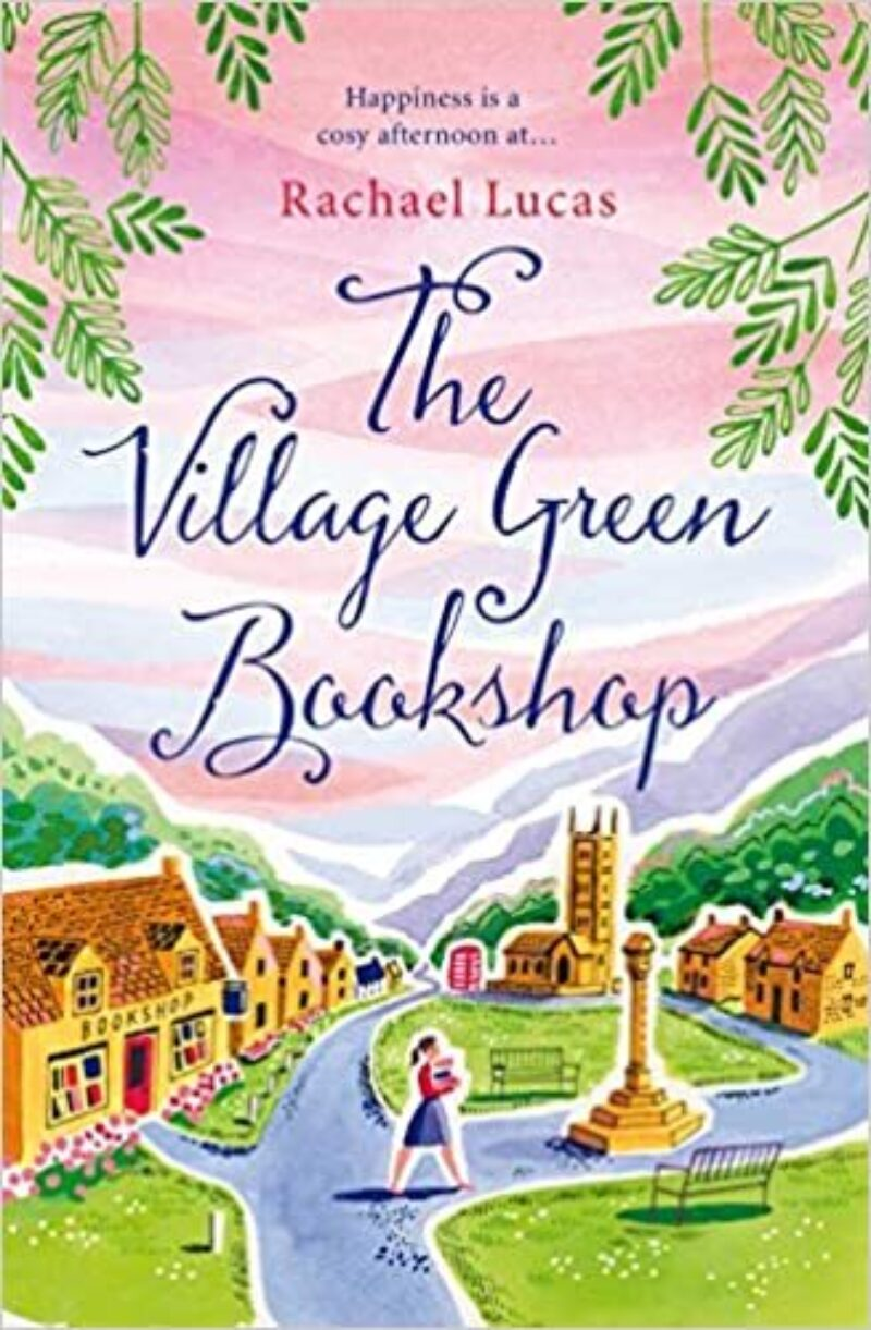 Book cover for 'The Village Green Bookshop'