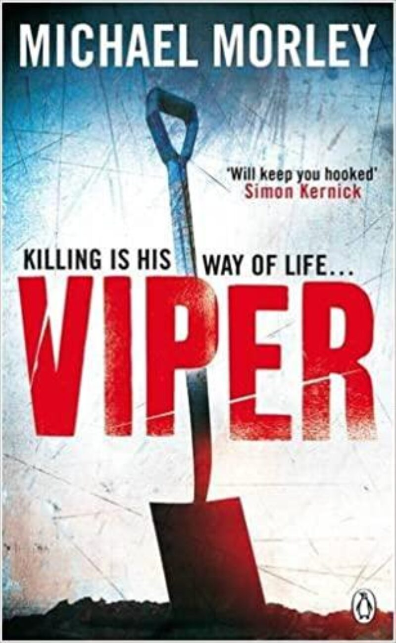 Book cover for 'Viper'