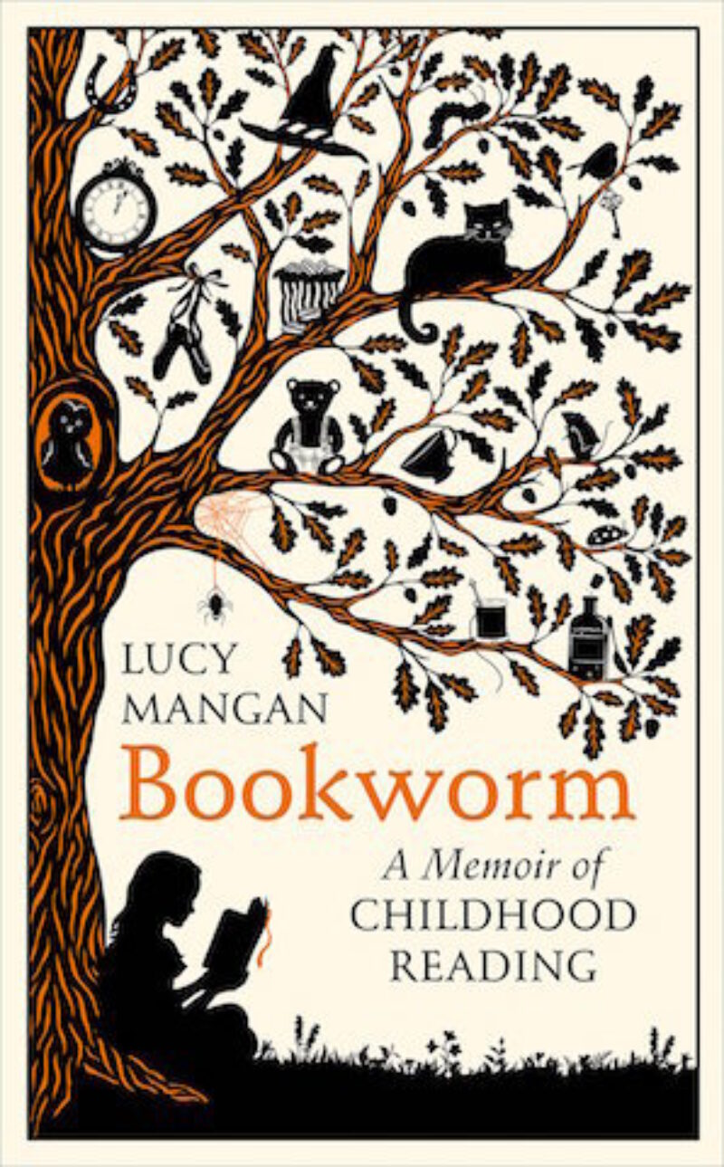 Book cover for 'Bookworm'