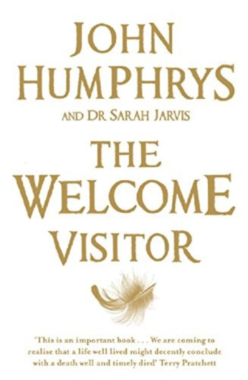 Book cover for 'The Welcome Visitor'