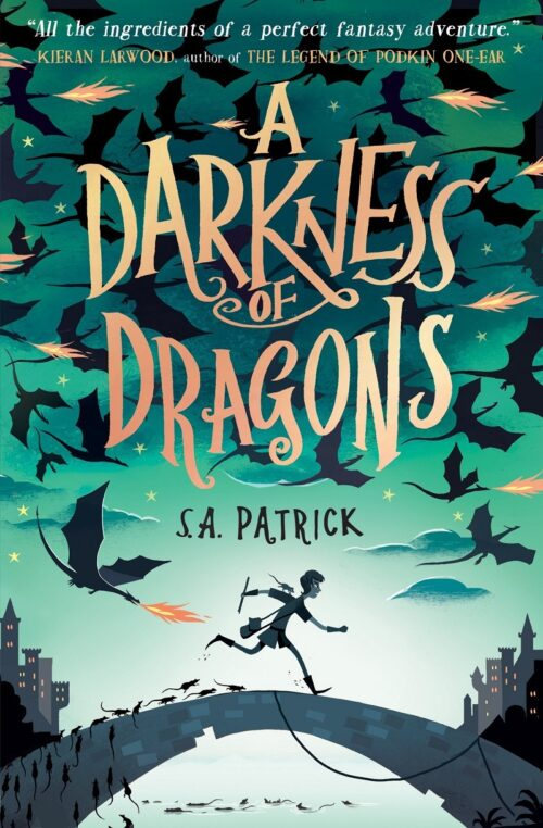 A Darkness of Dragons (Songs of Magic 1)