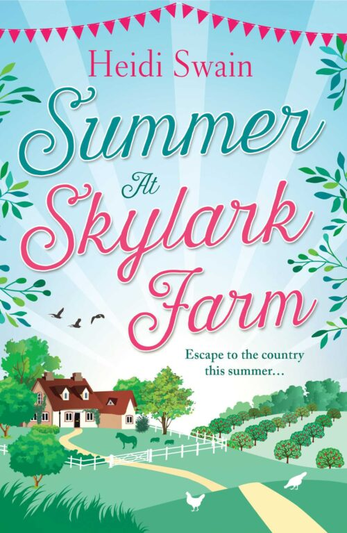 Summer at Skylark Farm