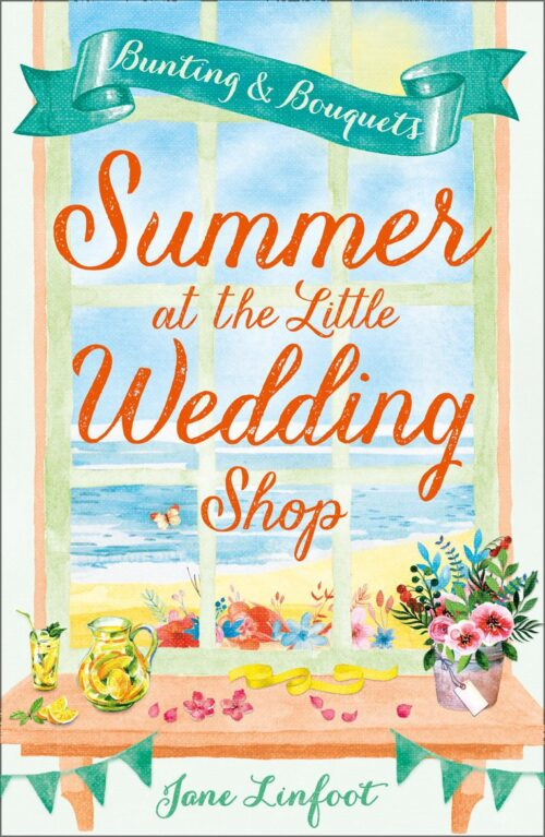 Summer at the Little Wedding Shop: Bunting and Bouquets