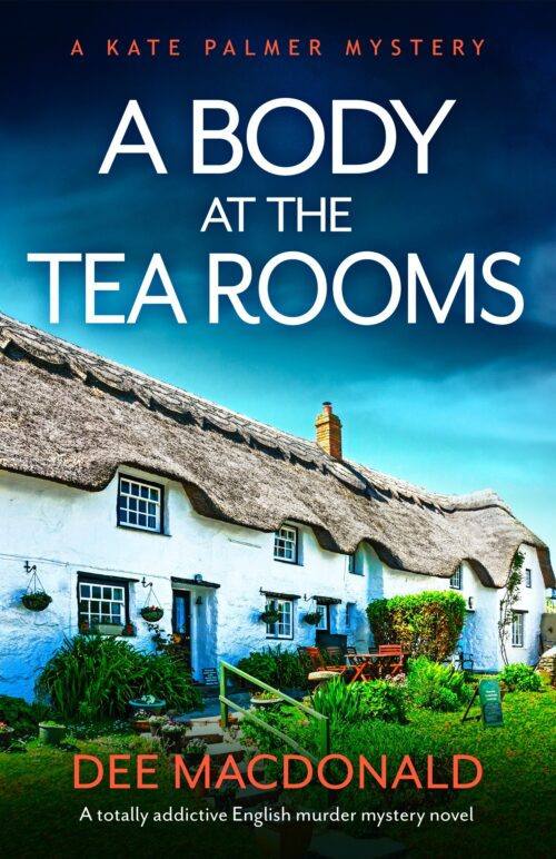 A Body at the Tea Rooms